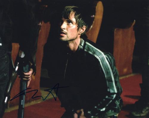 Andrew West The Walking Dead Gareth Zombie Killer Signed 8x10 Photo w/COA