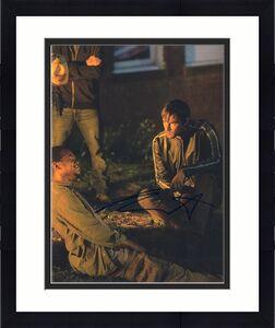 Andrew West The Walking Dead Gareth Zombie Killer Signed 8x10 Photo w/COA #9