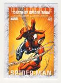 Andy Lanning 2012 Marvel Beginnings 3 Ultimate Spider-Man #160 Autograph Card