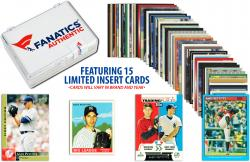Andy Pettitte New York Yankees Collectible 15 Card Insert / Limited Edition Lot