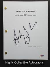 Andy Samberg Signed Full 42 Page Brooklyn Nine-nine Pilot Script Psa Dna Coa