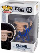 Andy Serkis Autographed Caesar Planet of the Apes Funko Pop - BAS COA