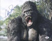 Andy Serkis King Kong Signed 11X14 Photo Autographed PSA/DNA #U52643