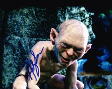 Andy Serkis Signed 8x10 Photo Authentic Autograph Lord Of The Rings Coa A