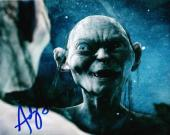 Andy Serkis Signed 8x10 Photo Authentic Autograph Lord Of The Rings Coa D