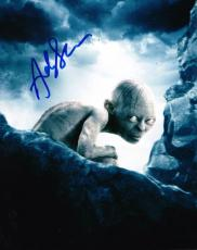 Andy Serkis Signed 8x10 Photo Authentic Autograph Lord Of The Rings Coa E