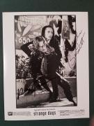 Angela Bassett & Ralph Fiennes Autographed 8x10 photo