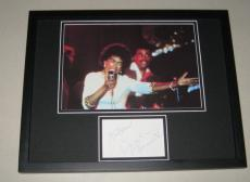 Angela Bassett Signed Framed 11x14 Photo Display
