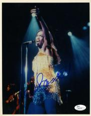 Angela Bassett Tina Turner Signed Jsa Certified 8x10 Photo Authentic Autograph