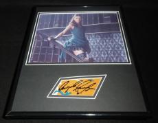 Angela Sarafyan Signed Framed 11x14 Photo Display Westworld