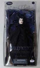"ANGELINA JOLIE Signed Disney Maleficent 13"" Doll PSA/DNA COA See Autograph Pics"