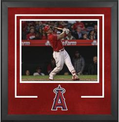 "Los Angeles Angels of Anaheim Deluxe 16"" x 20"" Horizontal Photograph Frame"