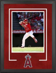 "Los Angeles Angels of Anaheim Deluxe 16"" x 20"" Vertical Photograph Frame"