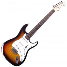 Angus Young ACDC Autographed Signed Sunburst Guitar UACC RD COA AFTAL