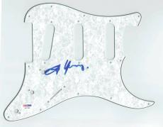 Angus Young AC/DC Guitar Pickguard Autographed Signed Authentic PSA/DNA COA