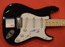 Angus Young AC/DC Signed Autographed Electric Guitar Exact Video Proof PSA COA