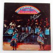 Anita & Ruth Pointer Signed Album Pointer Sisters The Opera House Live 2 AUTO