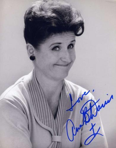 ANN B DAVIS PSA DNA Coa Hand Signed 8x10 BRADY BUNCH Photo Autograph Authentic