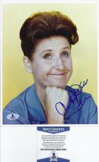 Ann B Davis Signed 8X10 Photo - Beckett BAS