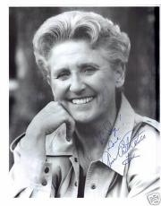 Ann B. Davis-signed photo-Certified -14