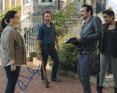 Ann Mahoney signed 8x10 Photo w/COA The Walking Dead TWD Olivia #1