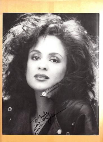 Ann Mare Johnson-signed photo-17