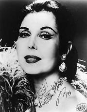 Ann Miller autographed Photograph