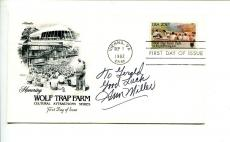 Ann Miller On The Town Kiss Me Kate Mulholland Dr Signed Autograph FDC
