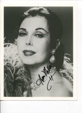 Ann Miller Sexy On the Town Mulholland Drive Signed Autograph Photo
