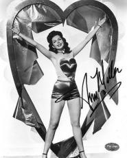 Ann Miller Signed Authentic Autographed 8x10 Photo (PSA/DNA) #J64884