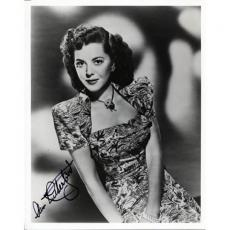 Ann Rutherford Autographed / Signed 8x10 Photo