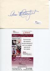 Ann Rutherford Gone With The Wind Pride & Prejudice Rare Signed Autograph JSA