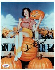 Ann Rutherford Signed Authentic Autographed 8x10 Photo PSA/DNA #X31926
