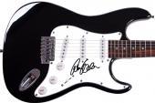 Ann Wilson Autographed Heart Signed Guitar UACC RD COA AFTAL
