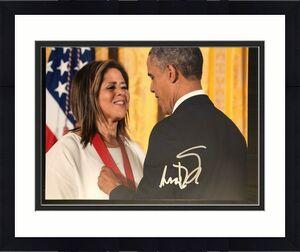 Anna Deavere Smith - Signed Autograph 8x10 Photo - President Barack Obama