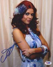 Anna Trebunskaya SIGNED 8x10 Photo DWTS PSA/DNA Dancing With The Stars