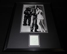 Anne Francis Signed Framed 16x20 Photo Poster Display Forbidden Planet G