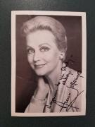 Anne Jeffreys-signed photo - pose 4 - COA