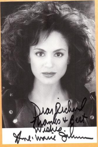 Anne Marie Johnson-signed photo-32