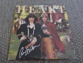 Anne Wilson Heart Autographed Signed LITTLE QUEEN LP Album PSA Guaranteed