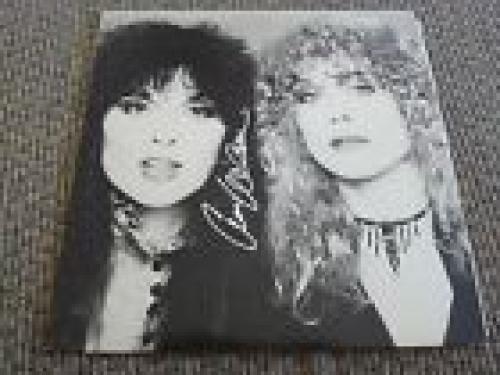 Anne Wilson Heart BEBE LE STRANGE Autographed Signed LP Album PSA Guaranteed #2