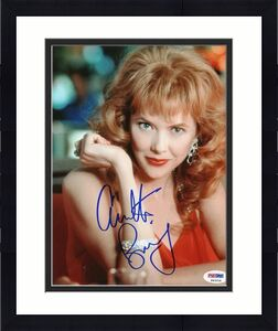 Annette Bening Mars Attacks Signed 8X10 Photo PSA/DNA #P43218