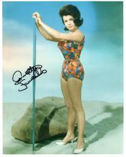 Annette Funicello Walt Disney Mouseketeer Actress Signed Photo Autograph