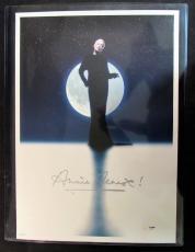 Annie Lennox Eurythmics Signed Auto Autograph 16x24 Poster PSA/DNA AB42717