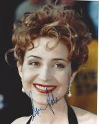 "ANNIE POTTS - Movies Include ""GHOSTBUSTERS"", ""PRETTY PINK"", and ""Who's HARRY CRUMB"" Signed 8x10 Color Photo"