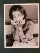Annie Potts-signed photo-33 - JSA COA