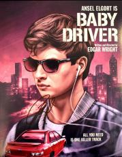 Ansel Elgort Signed - Autographed Baby Driver 11x14 inch Photo - Divergent - Insurgent Actor - Guaranteed to pass PSA/DNA or JSA