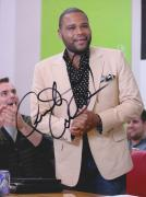 Anthony Anderson Autographed Black-ish Transformers  8x10 Glossy Photo UACC RD