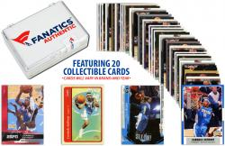 Carmelo Anthony -New York Knicks- Collectible Lot of 20 NBA Trading Cards - Mounted Memories