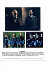 Anthony Hopkins Chris Rock Peter Stormare Gabriel Macht Bad Company Movie Photo